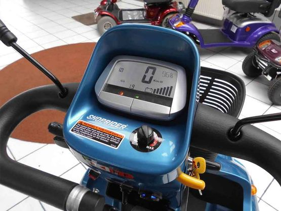 Shoprider Helicon S1500