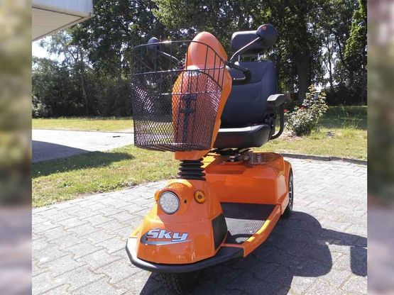 Elektromobil Scooter Sky Knight 3